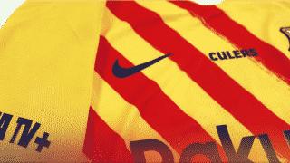 Image de l'article Pour son premier match 2020-2021, le Barça va porter un maillot de la saison dernière...