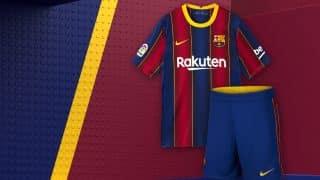 Image de l'article Le maillot à 90€ du FC Barcelone est désormais disponible !
