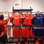 Nike et le FC Séville présentent les maillots 2020-2021