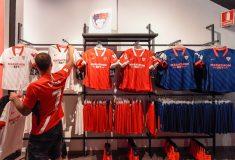 Image de l'article Nike et le FC Séville présentent les maillots 2020-2021