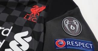 Image de l'article Les nuits européennes et le Kop d'Anfield inspirent le maillot third de Liverpool