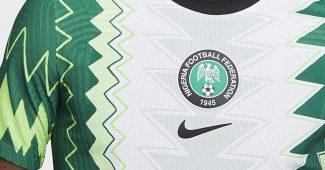Image de l'article Six mois après la présentation, les maillots du Nigéria sont enfin disponibles