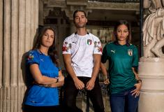 Image de l'article Quand les maillots de l'Italie deviennent des oeuvres d'art