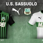 Puma dévoile les maillots 2020-2021 de Sassuolo