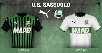 Image de l'article Puma dévoile les maillots 2020-2021 de Sassuolo