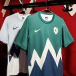 La Slovénie aussi dévoile ses nouveaux maillots