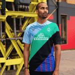 Umbro offre 11 maillots mashup dans le cadre de l'opération «For The Love Of Shirts»