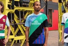 Image de l'article Umbro offre 11 maillots mashup dans le cadre de l'opération «For The Love Of Shirts»