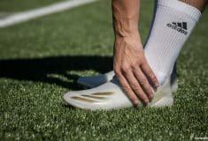 Image de l'article 72% des joueurs de l'OL portent des crampons adidas!