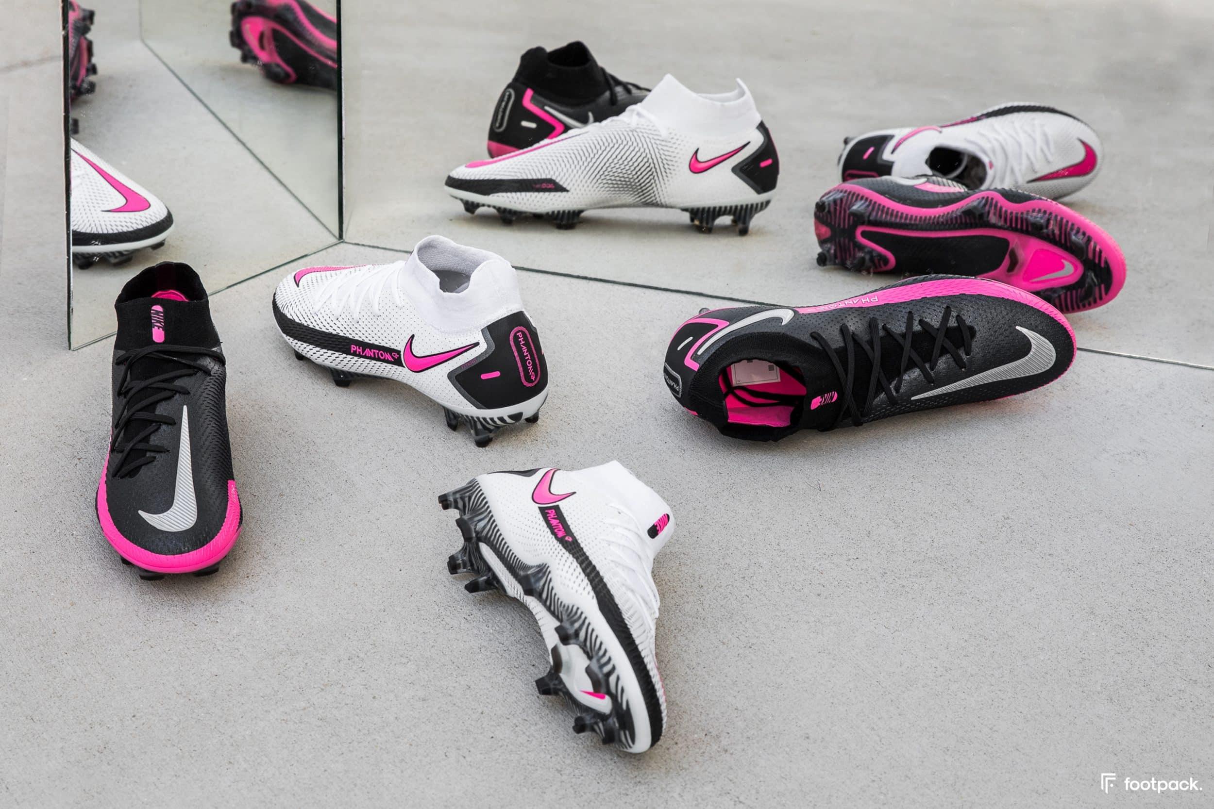 Test & avis - Chaussures de foot Nike Phantom GT - footpack.