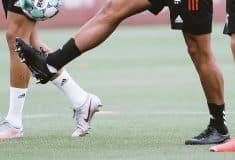 Image de l'article Thiago Alcantara avec des crampons Mizuno!