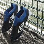 Umbro réorganise sa gamme de crampons de foot