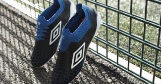Image de l'article Umbro réorganise sa gamme de crampons de foot
