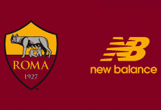 Image de l'article L'AS Roma bientôt chez New Balance ?