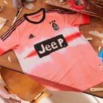 La Juventus jouera avec son maillot rose Humanrace contre Hellas Verone