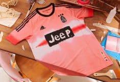 Image de l'article La Juventus jouera avec son maillot rose Humanrace contre Hellas Verone