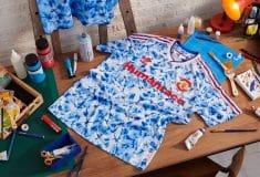 Image de l'article Pharrell Williams s'inspire des archives d'adidas pour réinventer des maillots iconiques