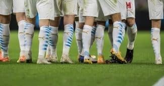 Image de l'article La composition de Olympiakos – OM en crampons