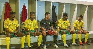 Image de l'article De nouveaux maillots Le Coq Sportif pour l'Afrique du Sud