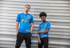 Image de l'article Un maillot third bleu pour le club d'Amiens