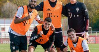 Image de l'article Le maillot 2022-2023 du Bayern Munich déjà dévoilé par les joueurs du club ?