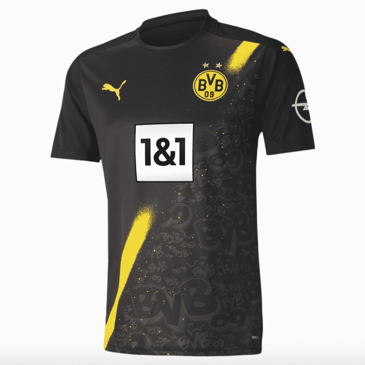 maillot-borussia-dortmund-third-2020-2021