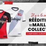 Six ans après, Guingamp réédite les maillots de ses premiers exploits européens