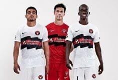Image de l'article Des maillots «Champions League» pour le FC Midtjylland