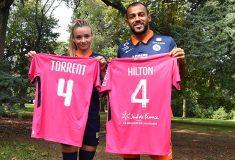 Image de l'article Contre Nîmes, Montpellier jouera avec un maillot rose !