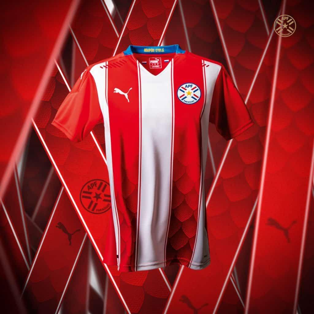 maillot-paraguay-domicile-2020-2021-puma