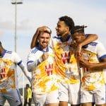 De nouveaux maillots pour le Vinsky FC saison 2020-2021