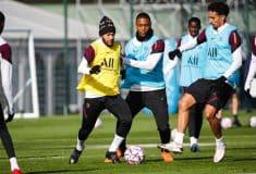 Image de l'article Encore des crampons masqués pour Neymar !