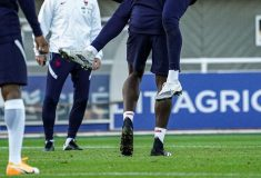 Image de l'article Comme Cristiano Ronaldo, Paul Pogba porte des crampons Smart Power !
