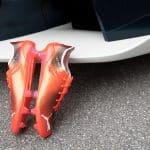 Une paire de crampons de 90g pour Antoine Griezmann face à la Croatie