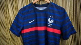 Les maillots de l'équipe de France pour l'Euro 2020 dévoilés par Nike