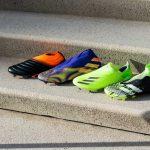 «Precision to Blur», le nouveau coloris des crampons adidas