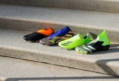 Image de l'article «Precision to Blur», le nouveau coloris des crampons adidas