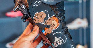 Image de l'article Quand un collectionneur imagine une paire de crampons pour Neymar!