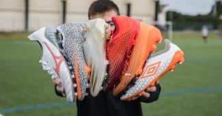 Image de l'article Quelle est la chaussure de foot la plus légère ?