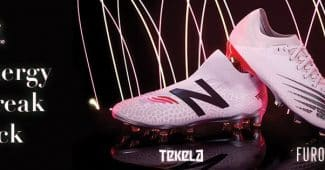 Image de l'article Energy Streak, le nouveau coloris de crampons New Balance