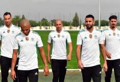 Image de l'article adidas présente les maillots 2020-2021 de l'Algérie