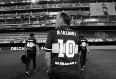 Image de l'article Des hommages à Maradona aux quatre coins de la planète