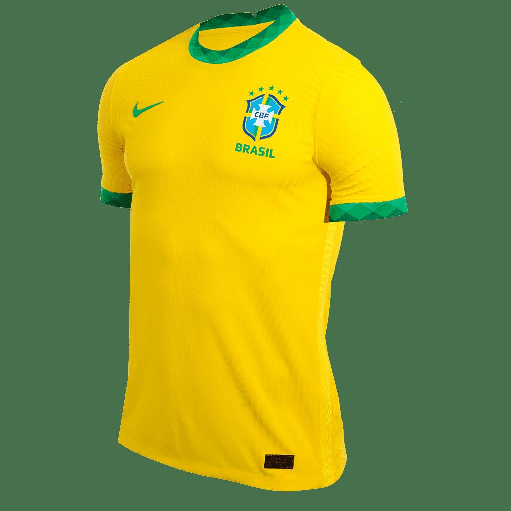 Maillot Domicile du Brésil