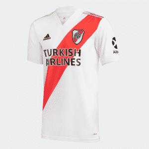 Maillot Domicile du River Plate