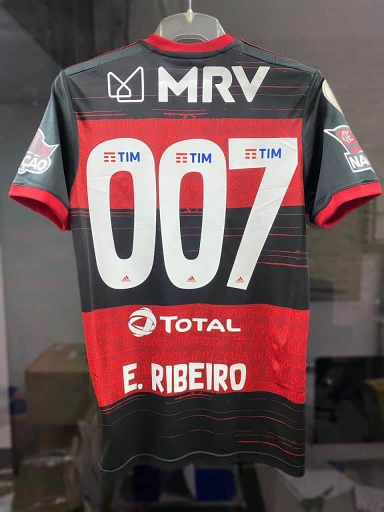 maillot-foot-007-flamengo-sean-connery