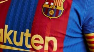 Image de l'article Pour le Clasico, le Barça présente un quatrième maillot !