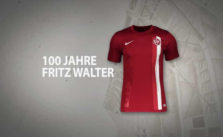 maillot-kaiserslautern-100-ans-Fritz-Walter