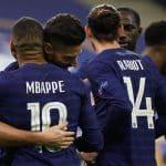Griezmann et Mbappé le porte, mais le maillot manches longues de la France reste introuvable