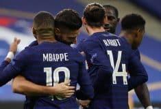 Image de l'article Griezmann et Mbappé le porte, mais le maillot manches longues de la France reste introuvable