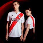 River Plate et adidas dévoilent les maillots 2020-2021